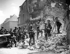 This day in 1944, elements of the U.S. 101st Airborne Division capture the town of Carentan, Normandy.