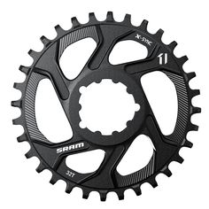 SRAM X-Sync Direct Mount Offset Aluminum Ring: SRAM X-Sync direct mount chain rings bring greater simplicity and decreased weight. Bmx Sprocket, Autocad, Online Bike Store, Id Design, Auto Design, Bicycle Components, Cool Bicycles, Bike Parts, Bicycle Design