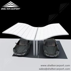 SC06  Long Shade Structures with Wing Roof
