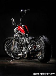 58 rear open transmission