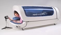 Aquamassage is just beginning to become popular within the malls of Europe. This unique and special type of massage is carried out by 36 precisely aimed and pressure adjustable jets of warm water in a Aqua Massage Machine. The Aqua Massage Spa is. Massage Bed, Massage Treatment, Spa Room Ideas Estheticians, Float Spa, 17 Kpop, Aqua Bedding, Spa Interior, Massage Machine, Water Bed