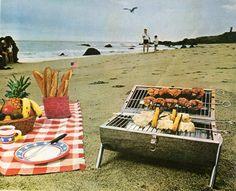 beach picnique