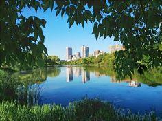 Photo by Scott R Kutcka. Milwaukee Lakefront, Milwaukee City, Wisconsin, The Neighbourhood, The Outsiders, Scenery, Community, River, Park