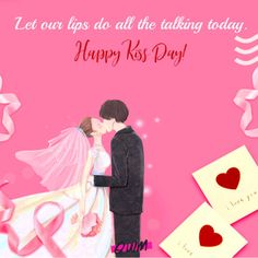 Happy Kiss Day 2020 Quotes, Wishes, Kiss Day Images & Status Kiss Day Messages, Kiss Day Quotes, Kiss Day Status, Kiss Day Images, Happy Kiss Day, Valentines Weekend, Pen Down, Day Wishes, Romantic