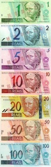 Sistema Monetário Brasileiro: Quando compramos ou vendemos alguma coisa, usamos dinheiro.  Todo país tem o seu dinheiro.
