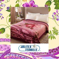 Estampa Floral desenvolvida para os cobertores da Jolitex Official.  Encontre em www.jolitex.com
