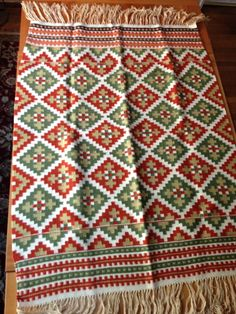 Julie K. Rose: The World of Oleanna Norwegian Folk Art: Weaving