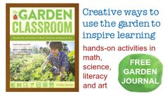 garden activities for kids cta