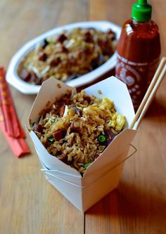Classic Pork Fried Rice - A Chinese Takeout favorite - The Woks of Life