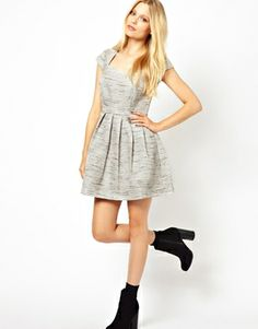 Immagine 4 di Vero Moda - Vestito in tweed