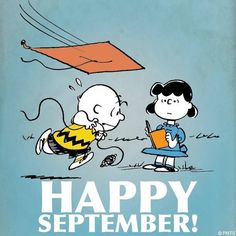 peanuts september - Google Search