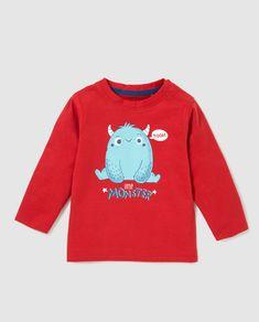 Camiseta de bebé Unit Monster · Moda y Accesorios · Hipercor 9d3a555df2424