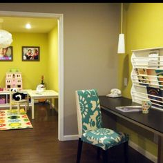 office off of playroom amazing playroom office shared space