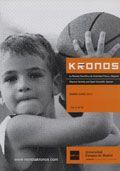 Kronos: revista de Actividad Fisica y Deporte | UEM