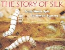 The Story of Silk by Richard Sobol also recommended here: the red butterfly and project butterfly