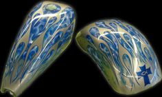 motorcycle black and blue flames paint jobs | ... Art: Professional Custom Paint and Airbrush Art Work in Tucson, AZ