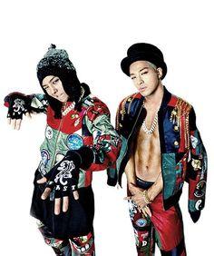 gd x taeyang / bigbang