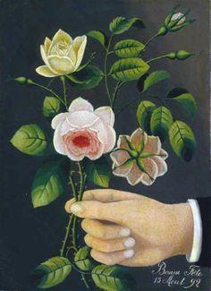 Henri Rousseau, Bonne fête (Happy Birthday), 1892