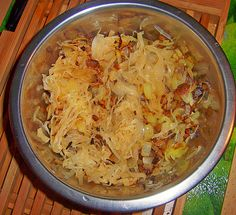 Panschkraut / Kartoffelkraut, ein schönes Rezept aus der Kategorie Vegetarisch. Bewertungen: 3. Durchschnitt: Ø 3,8.
