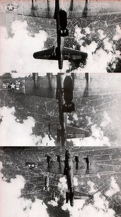 In 1945 the USAF conducts a bombing on TOKYO, but ACCIDENTALLY an AMERICAN bomb causes severe damage to another plane of the same group. As you can see in the FOLLOWING PICTURES, INCREDIBLY the PLANE HIT MANAGED to return to base with 1/2 it's tail intact....
