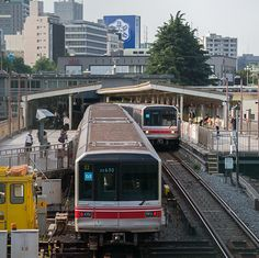 丸ノ内線・四谷駅