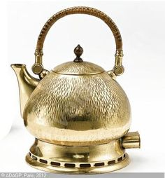Decorative Accessories. Kettle; Peter Behrens.