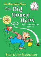 The Big Honey Hunt, 50th Anniversary Edition (The Berenstain Bears):Amazon:Books