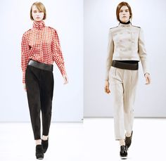 Strenesse 2013-2014 Fall Winter Womens Runway Looks - 2013-2014 Autumn Herfst Winter Collection: Designer Denim Jeans Fashion: Season Collections, Runways, Lookbooks and Linesheets