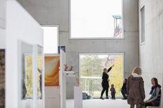 Wehouse 建築生活誌 - 為了融和環境,讓建築成為雕塑。-妹島和世的洞洞屋