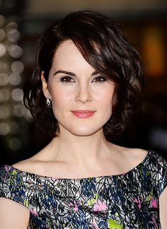 Michelle Dockery attends the Non-Stop premiere in Los Angeles, CA on February 24,2014