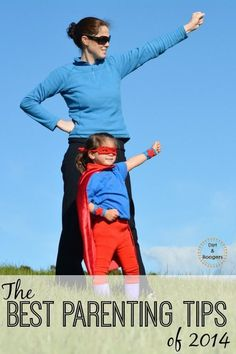 The Best Parenting Tips of 2014. Peaceful parenting solutions to help you avoid power struggles, meltdowns, and to stop yelling all together...plus much much more.