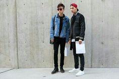 Ki yong & hyung seop