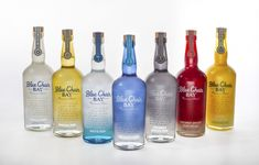 Chesney's Blue Chair Bay line now includes seven varieties, plus an assortment of branded merchandise and accessories sold at BlueChairBay.com.