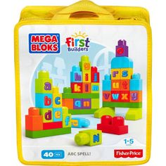 oversized legos blocks