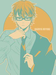 Aces Baseball, Baseball Anime, Diamond No Ace, Miyuki Kazuya, Tokyo Ghoul, Pretty Boys, Besties, Geek Stuff, Animation