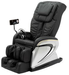 Never get stressed - massage chair