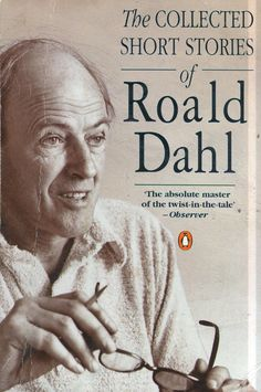 Roald Dahl maar dan voor grote mensen :)