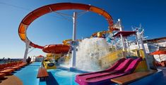 Carnival Magic | Carnival Cruise Ships | Carnival Cruise Line How awesome does this look? My kids would have so much fun with this!!!!!