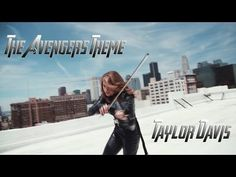 The Avengers Theme - Taylor Davis (Violin) - YouTube<<< Amazing!!! Just amazing! There are goosebumps!