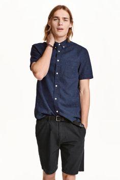 Koszula z krótkim rękawem | H&M 79,99