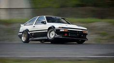 Drift ae86