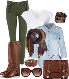 """""""Fall!"""" by jenmiller0204 on Polyvore"""