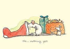No.......nothing yet - Anita Jeram