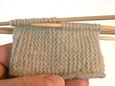 Knitty - Twined Knitting part1