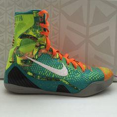 d09e1bb2e2c1 Nike Kobe 9 IX Elite INFLUENCE  Size 10 - DOPEFOOT - 1