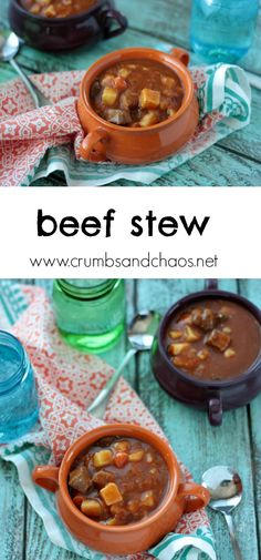 Beef Stew | Crumbs a