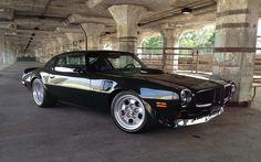 Year One '73 Trans Am. Awesome American Musclecar!