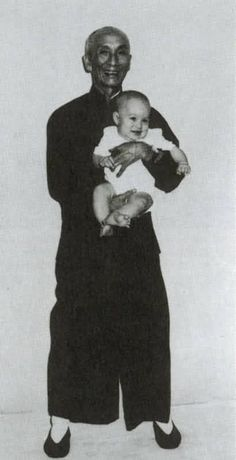 Yip Man & Brandon Lee... Yip Man was born on 1st October 1893 and died on 2nd December 1972.