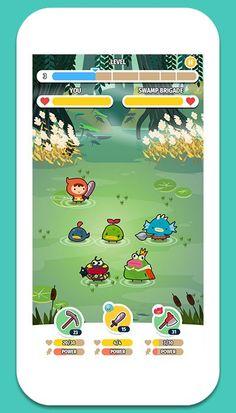 Turtle Games, Bee Games, Senior Games, Vector Game, 2d Game Art, Game Gui, Game Ui Design, Pixel Art Games, Game Interface