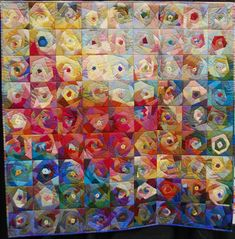 """Once Upon A Time"" by Kim Joung-Soon, South Korea  Special Exhibit at the Minnesota Quilters Annual Show 2011"